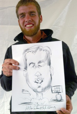 Portland Party Caricature Artist