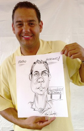 Portland Party Caricature Artists