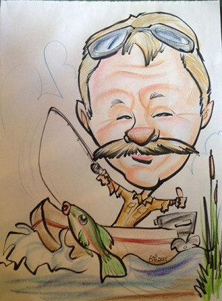 Knoxville Party Caricature Artist