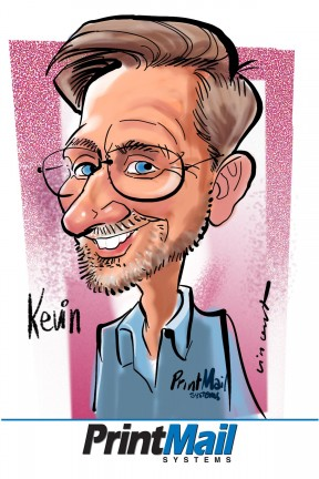 Dallas-Ft Worth Digital Caricature Artist