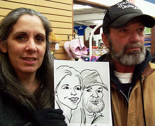 Providence Party Caricature Artists