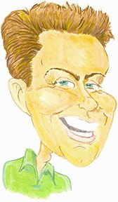 Party Caricature Artist Brant