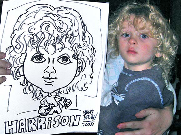 Hendersonville Party Caricature Artists