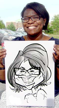 Asheville Party Caricature Artists