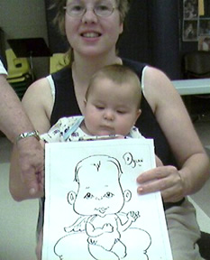 Toronto Party Caricature Artist