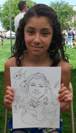 Hartford Party Caricature Artist