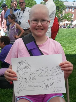Hartford Party Caricature Artists