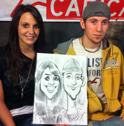 St Louis Party Caricature Artists