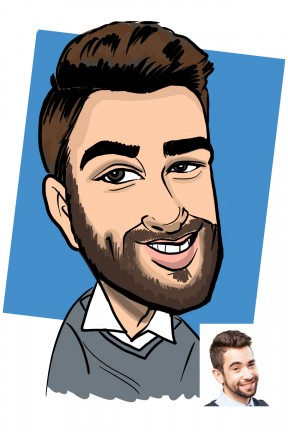Philadelphia Digital Caricaturist