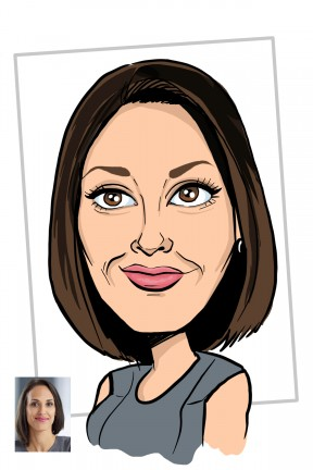Philadelphia Digital Caricature Artists