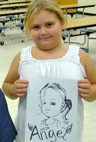 Indianapolis Party Caricature Artist