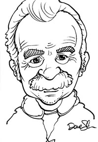 Sandusky Party Caricaturist