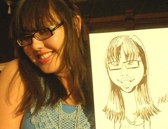 Des Moines Party Caricature Artists