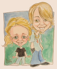 Boca Raton Party Caricatures