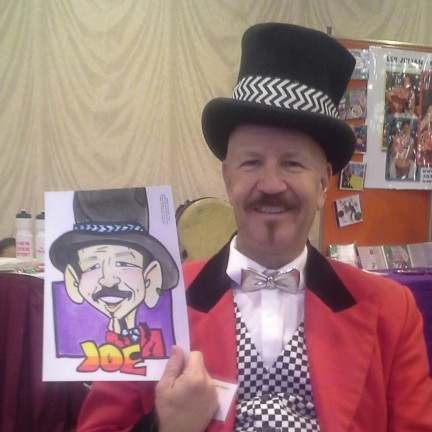 Portsmouth Party Caricature Artist