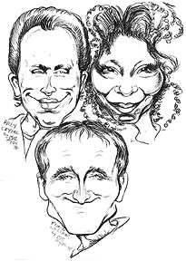 Houston Gift Caricaturist
