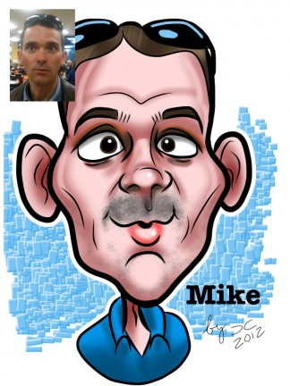Orlando / Kissimmee Digital Caricature Artists