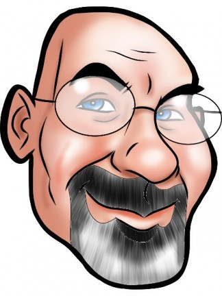 Digital Caricature Artist Jeffrey