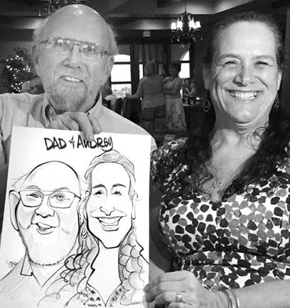 Phoenix / Scottsdale Party Caricature Artist
