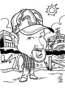 Syracuse Party Caricaturist