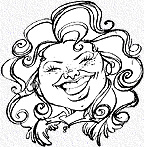 Party Caricature Artist Jodie