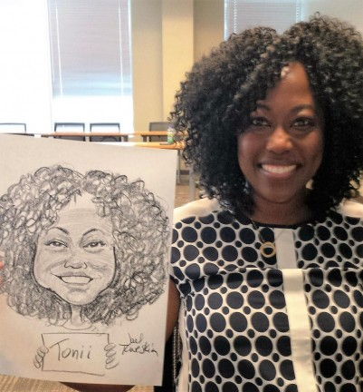 Charlotte Party Caricature Artist