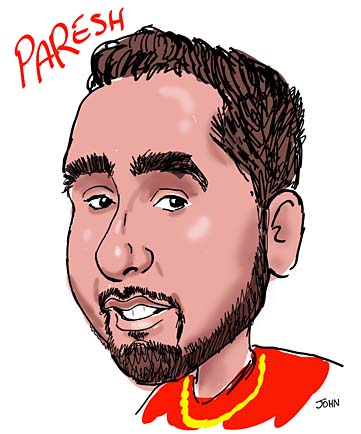 Hartford Digital Caricature Artist