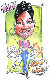 Wilkes-Barre Party Caricaturist