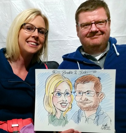 Ft Wayne Party Caricature Artists