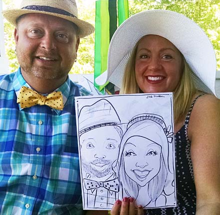 Party Caricature Artist