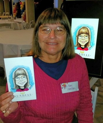 Tampa Digital Caricature Artist