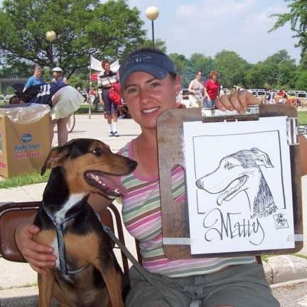 Columbus Party Pet Artist