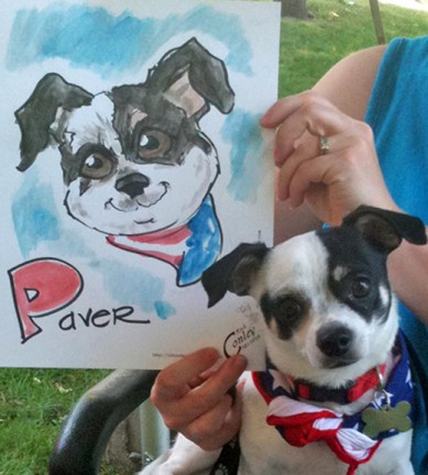 Albany Party Pet Artist