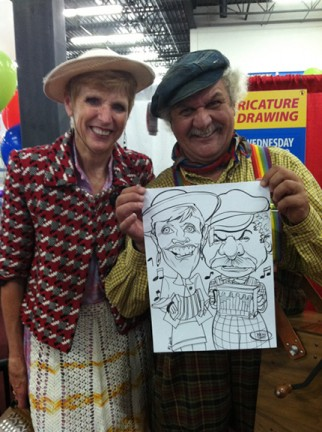 Minneapolis-St Paul Party Caricature Artists