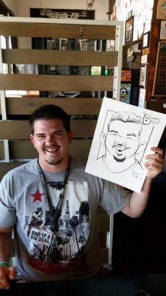 Denver Party Caricaturist