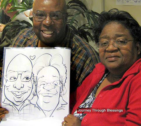 San Antonio Party Caricaturist