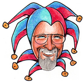 Illustration Caricature Artist Steve