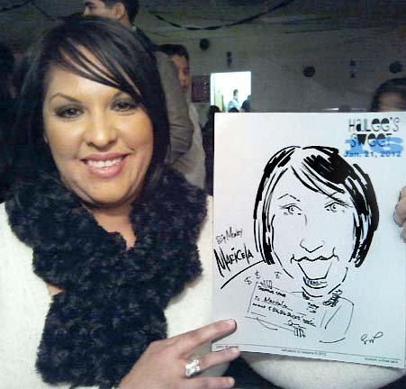 Fresno Party Caricature Artist