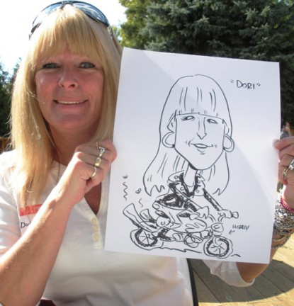 Philadelphia Party Caricature Artists